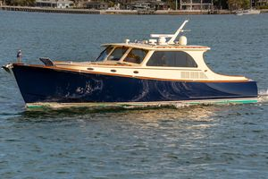 Used Hinckley Talaria 48 IPS Motor Yacht Downeast Fishing Boat For Sale