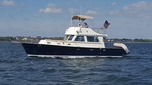 Used Morton & Hersloff 36 Downeast Flybridge Sedan Downeast Fishing Boat For Sale