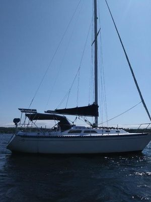Used Islander 32 MKII Cruiser Sailboat For Sale