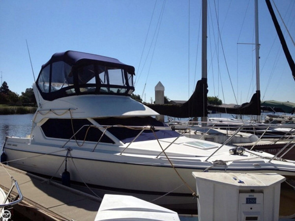 Used Bayliner 288 Classic Cruiser Express Cruiser Boat For Sale