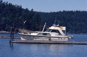 Used Hatteras TRI Cabin Motor Yacht For Sale