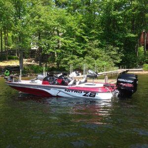 Used Nitro Z-8Z-8 Bass Boat For Sale