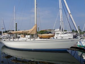 Used Nautor Swan 47/062 C/B Racer and Cruiser Sailboat For Sale