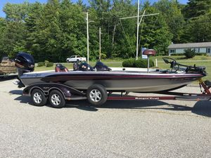 Used Ranger Z522 Comanche Freshwater Fishing Boat For Sale