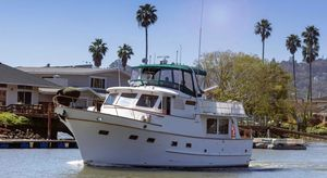 Used Defever 49 Pilothouse Motor Yacht For Sale