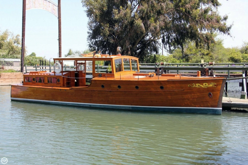 Used Seacraft 42 Antique and Classic Boat For Sale