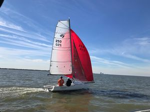Used Seascape Beneteau First 18 Daysailer Sailboat For Sale