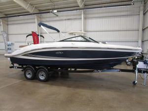 Used Sea Ray 21 SPX21 SPX Cruiser Boat For Sale