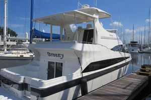 Used Carver 41 Cockpit Motor Yacht Motor Yacht For Sale