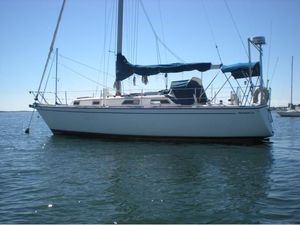 Used Pearson 34 Sloop Cruiser Sailboat For Sale