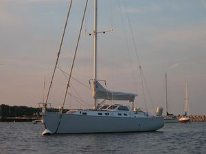 Used Radford 400 Cruiser Sailboat For Sale