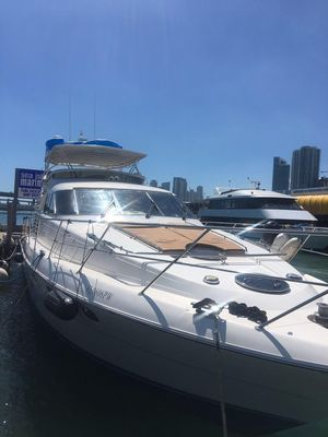 Used Fairline Motoryacht Flybridge Boat For Sale