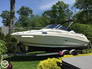 Used Sea Ray 240 Sundancer Walkaround Fishing Boat For Sale