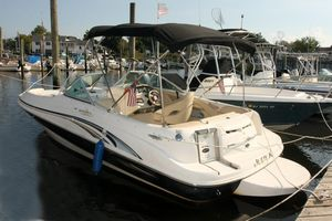 Used Sea Ray Sundeck 210 Bowrider Boat For Sale