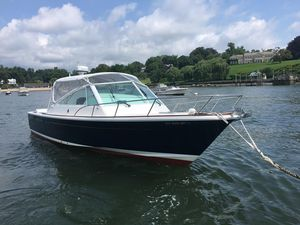 Used Hunt Yachts Harrier 29 Downeast Fishing Boat For Sale