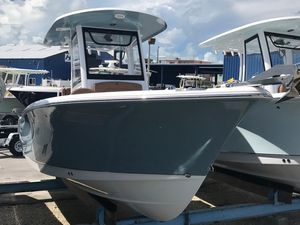 New Sea Hunt 225 Center Console Fishing Boat For Sale