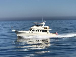 Used Offshore Sedan Flybridge Boat For Sale