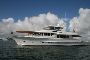 Used Paragon Cockpit Motor Yacht Motor Yacht For Sale