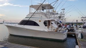Used Jersey 42 Convertible Sportfisherman42 Convertible Sportfisherman Sports Fishing Boat For Sale