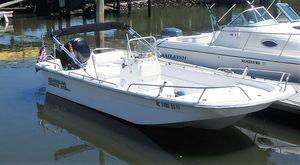 Used Carolina Skiff 218 DLV Center Console Fishing Boat For Sale