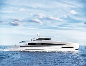 New Horizon Fd125 Skyline Motor Yacht For Sale