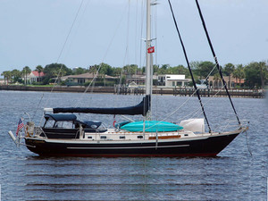 Used Pacific Seacraft 44 Cutter Sailboat For Sale