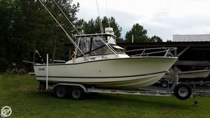 Used Carolina Classic 25 Walkaround Fishing Boat For Sale