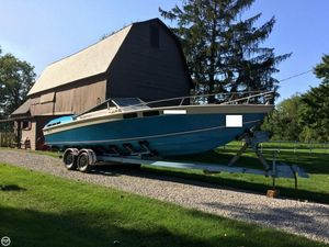Used Scarab 300 High Performance Boat For Sale