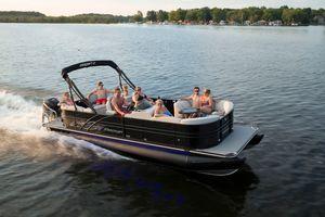 Used Starcraft SLS3SLS3 Pontoon Boat For Sale