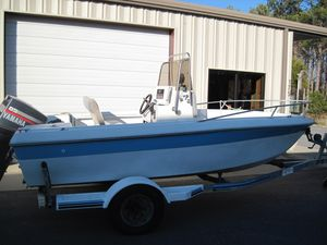 Used Sportcraft 160 Center Console Fishing Boat For Sale