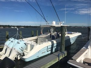 Used Hydra-Sports 4200 SF4200 SF Center Console Fishing Boat For Sale