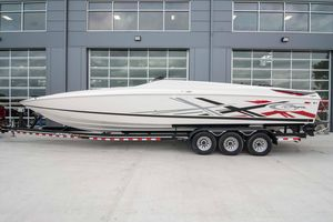 Used Baja 35 Outlaw High Performance Boat For Sale