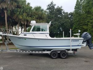Used Steiger Craft 23DV Miami Pilothouse Boat For Sale