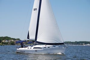 Used Catalina 385 Sloop Sailboat For Sale