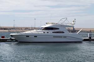 Used Sealine T47 Motor Yacht For Sale