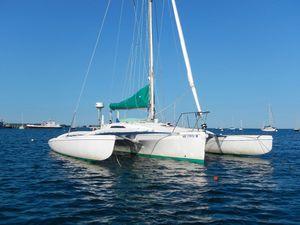 Used Corsair 31CC - 271 Trimaran Sailboat For Sale