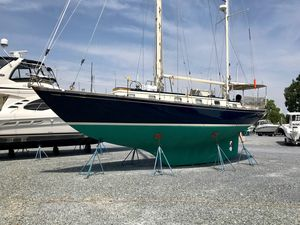 Used Mason 43 Cruiser Sailboat For Sale