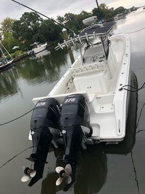 Used Palmetto 33 Adventure Center Console Fishing Boat For Sale
