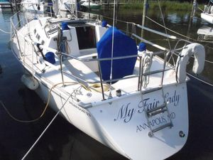 Used Pearson 33 Cruiser Sailboat For Sale