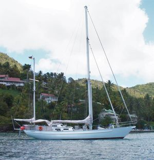 Used Palmer Johnson Sparkman And Stephens Cruiser Sailboat For Sale