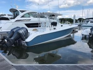 New Edgewater 320cc Center Console Fishing Boat For Sale