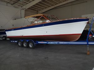 Used Lyman 30 Express Cruiser Boat For Sale