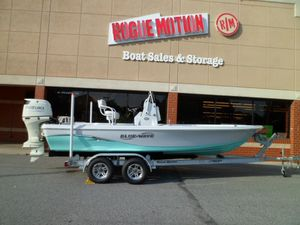 New Blue Wave 2200 Purebay Center Console Fishing Boat For Sale
