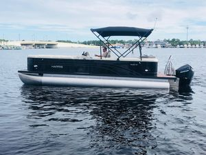 New Harris Sunliner 240 Pontoon Boat For Sale