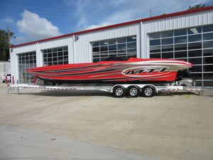 Used Mti 36 High Performance Boat For Sale