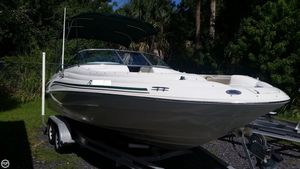 Used Sea Ray 210 Sun Deck Boat For Sale