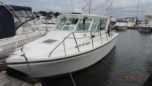 Used Baha Cruisers 277 GLE Sports Fishing Boat For Sale