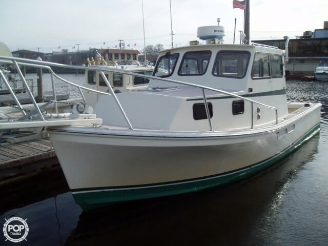 Used General Marine 27 GM Downeast Fishing Boat For Sale