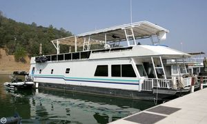 Used Fun Country 70 Titanium House Boat For Sale
