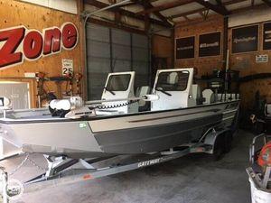 Used Phantom Prowler 23 Aluminum Fishing Boat For Sale